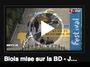 video Blois mise sur la bd