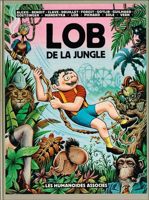 Lob de la jungle