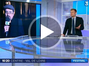 Journal France 3 Centre 19/20 Vendredi 18 novembre